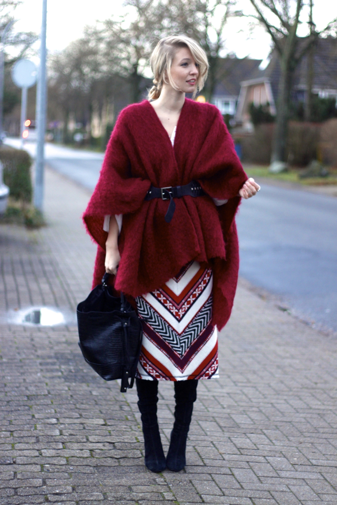 Belted_cape_printed_skirt_ohhcouture2